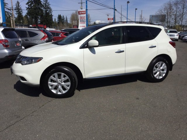 Used 2013 Nissan Murano 2WD 4dr SL