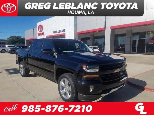 Used 2017 Chevrolet Silverado 1500 in Houma, LA
