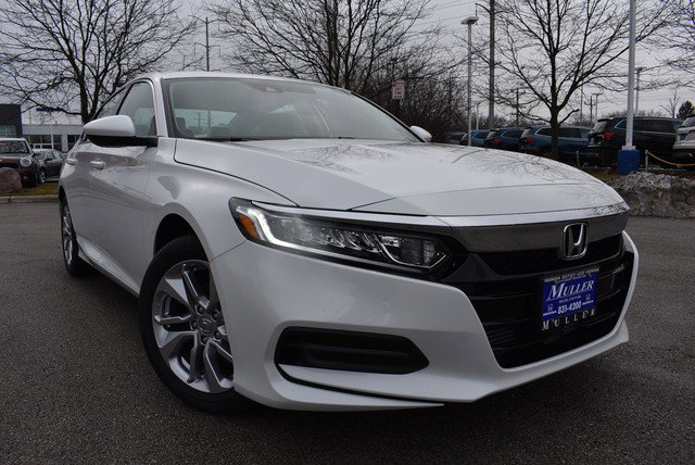 New 2019 Honda Accord Sedan in Highland Park, IL