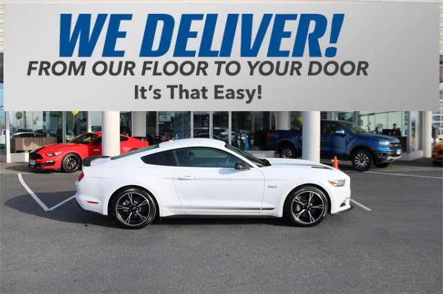 Used 2017 Ford Mustang in Anacortes, WA