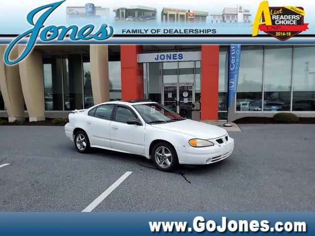 2004 Pontiac Grand Am 4dr Sdn SE1