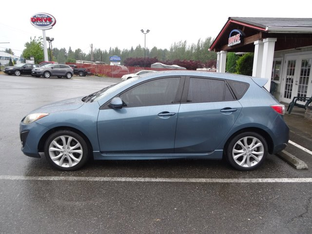 Used 2010 Mazda Mazda3 5dr HB Auto s Sport