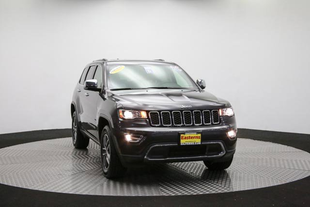 2017 Jeep Grand Cherokee for sale 123313 45