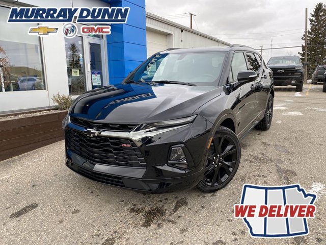 2020 Chevrolet Blazer RS AWD 4dr RS Gas V6 3.6L/ [1]