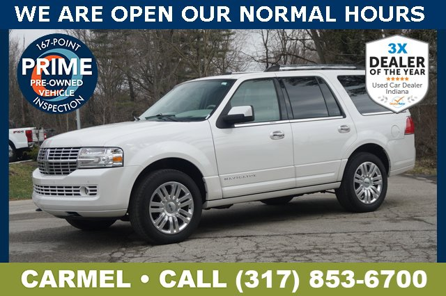 Used 2014 Lincoln Navigator in Indianapolis, IN