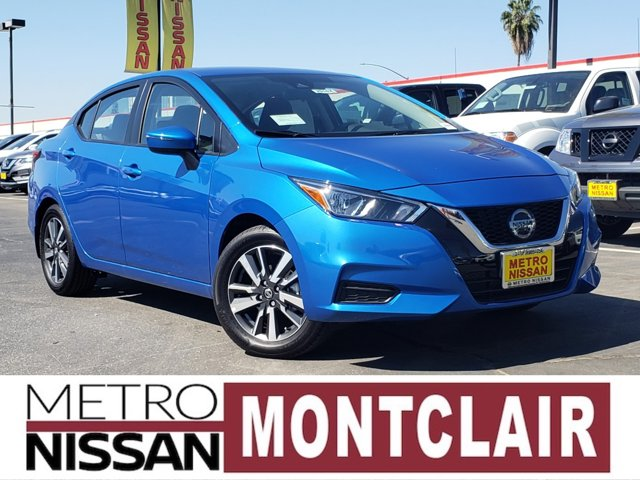 2020 Nissan Versa SV SV CVT Regular Unleaded I-4 1.6 L/98 [18]