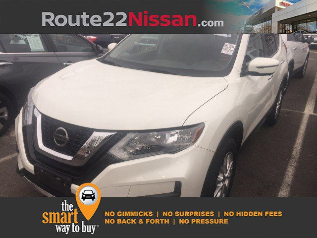 2017 Nissan Rogue SV 2017.5 AWD SV Regular Unleaded I-4 2.5 L/152 [19]