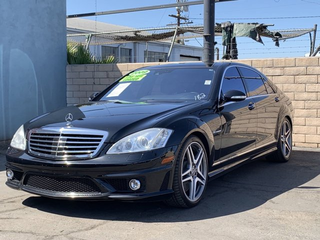 2009 Mercedes-Benz S-65 AMG designo Edition Premium Pkg 1 4D Sedan V12 Twin Turbo 6.0L