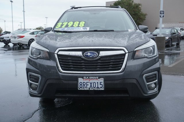 Used 2020 Subaru Forester Limited CVT
