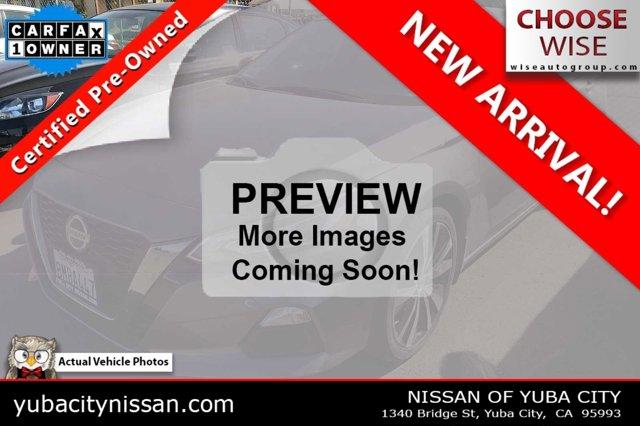 2019 Nissan Altima 2.5 SR 2.5 SR Sedan Regular Unleaded I-4 2.5 L/152 [16]
