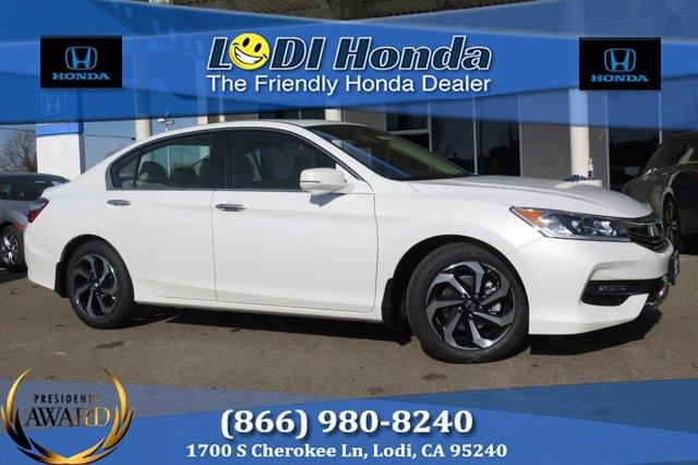 New 2017 Honda Accord Sedan in Lodi, CA