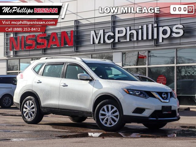2015 Nissan Rogue S AWD 4dr S Regular Unleaded I-4 2.5 L/152 [10]