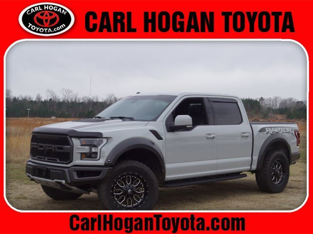 Used 2017 Ford F-150 in Columbus, MS