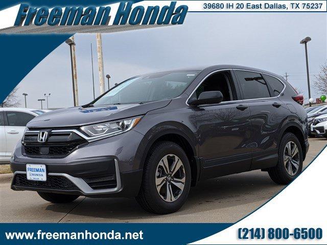 New 2020 Honda CR-V in Dallas, TX