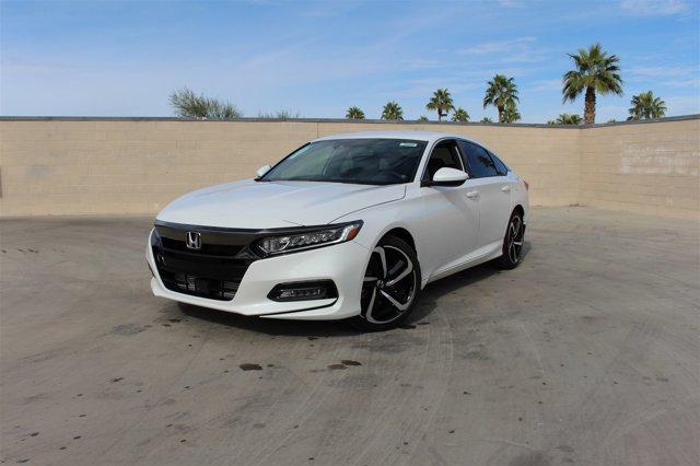 New 2020 Honda Accord Sedan in Mesa, AZ