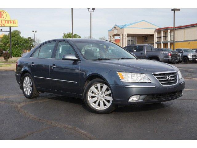 Used 2009 Hyundai Sonata in Stillwater, OK