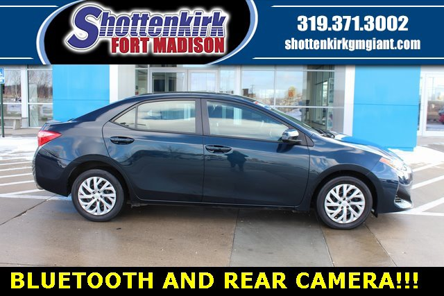 Used 2019 Toyota Corolla in Fort Madison, IA