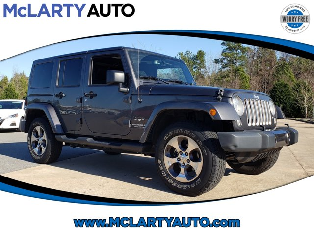 Used 2017 Jeep Wrangler Unlimited in , AR