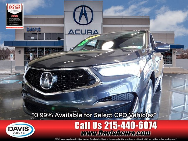 Used 2019 Acura RDX in Langhorne, PA