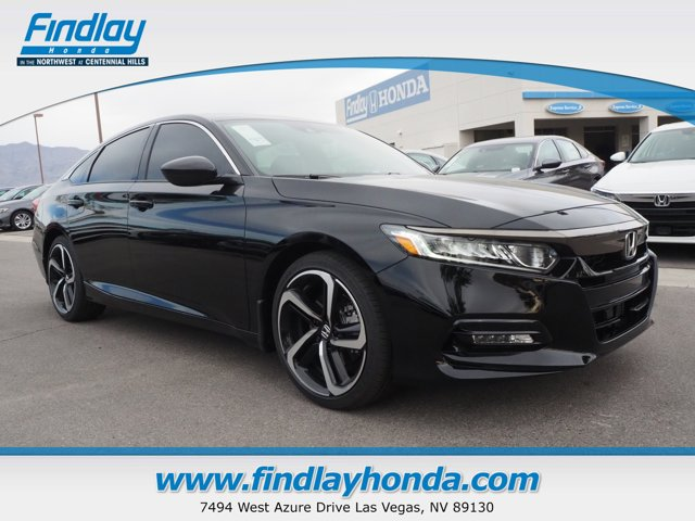 New 2020 Honda Accord Sedan in Las Vegas, NV