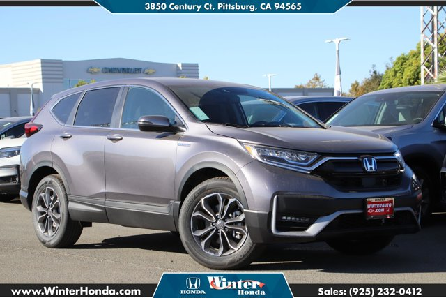 2020 Honda CR-V Hybrid EX-L EX-L AWD Gas/Electric I-4 2.0 L/122 [1]
