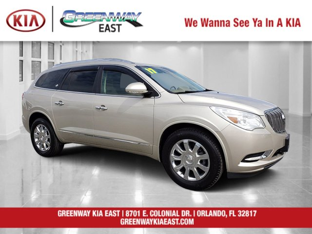 2017 Buick Enclave Premium Group