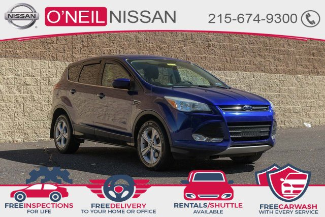 2013 Ford Escape SE FWD 4dr SE Turbocharged Gas I4 1.6L/97 [1]