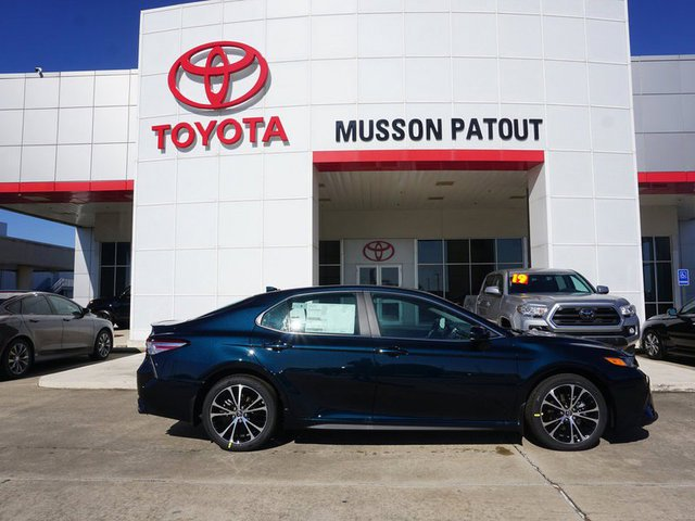 New 2020 Toyota Camry in New Iberia, LA