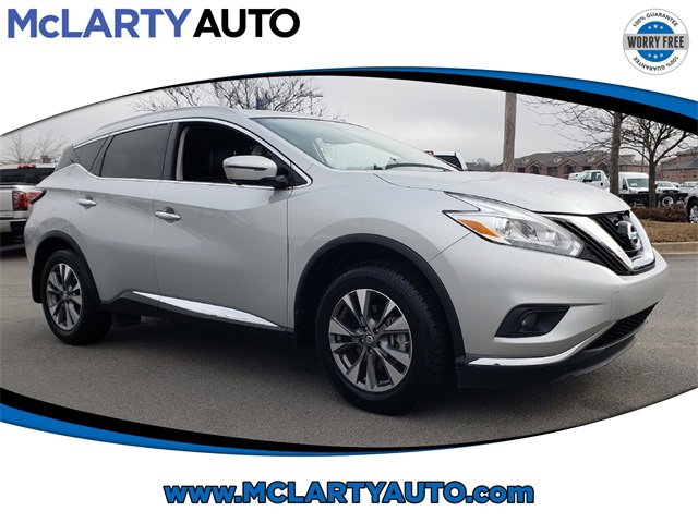 Used 2017 Nissan Murano in North Little Rock, AR