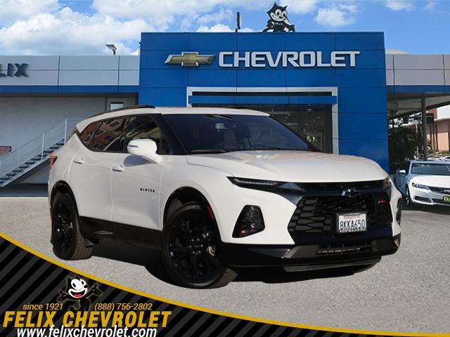 2019 Chevrolet Blazer RS FWD 4dr RS Gas V6 3.6L/ [23]
