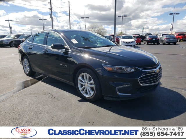 Used 2016 Chevrolet Malibu in Owasso, OK