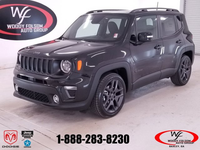 New 2019 Jeep Renegade in Baxley, GA