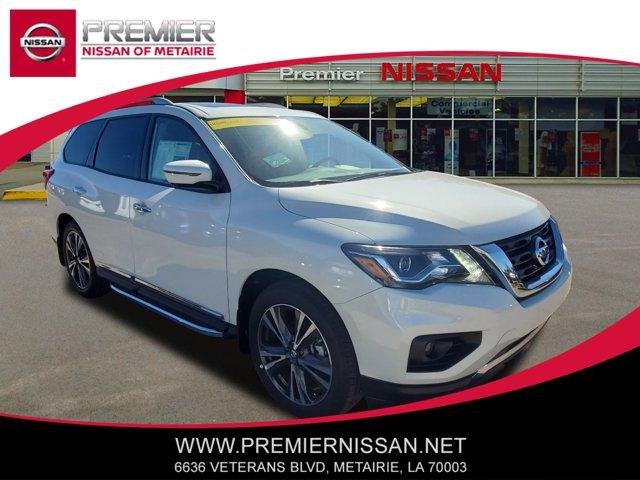 New 2019 Nissan Pathfinder in Metairie, LA