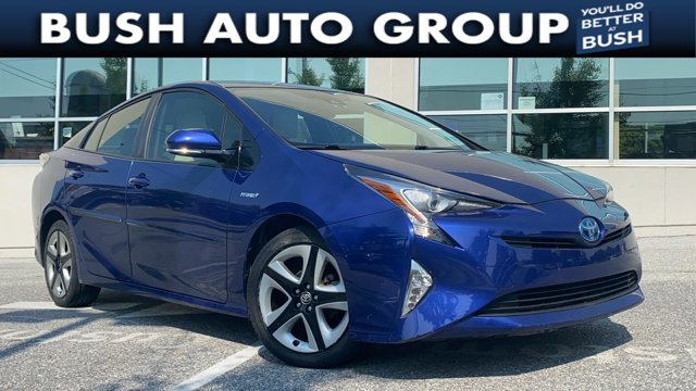 2016 Toyota Prius Three Touring 5dr HB Three Touring Gas/Electric I-4 1.8 L/110 [9]