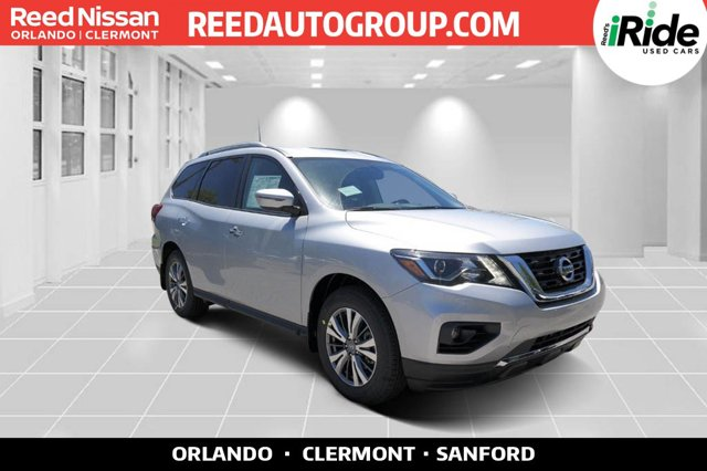New 2019 Nissan Pathfinder in Orlando, FL