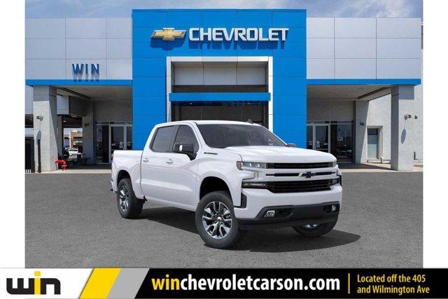 "2021 Chevrolet Silverado 1500 RST 2WD Crew Cab 147"" RST Gas V8 5.3L/325 [8]"
