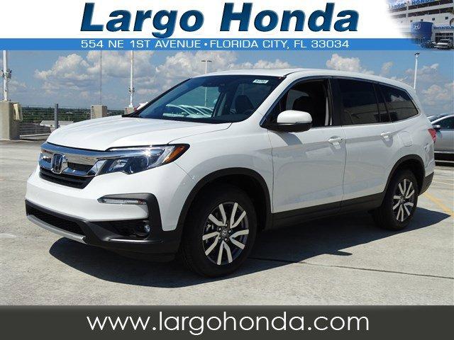 New 2020 Honda Pilot in Florida City, FL