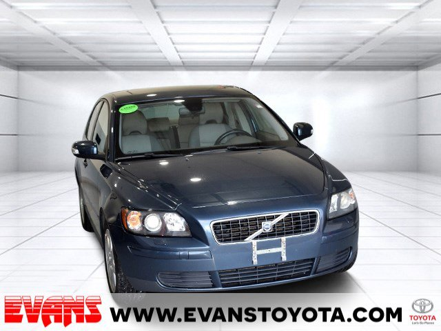 2007 Volvo S40 24L Front Wheel Drive Tires - Front Performance Tires - Rear Performance Aluminu