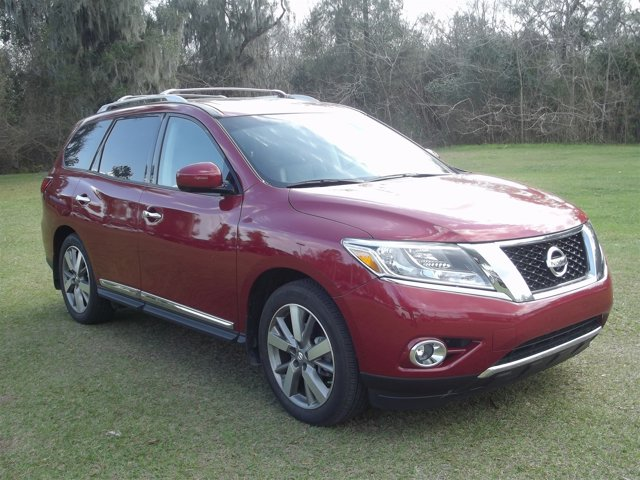 Used 2015 Nissan Pathfinder in Chiefland, FL