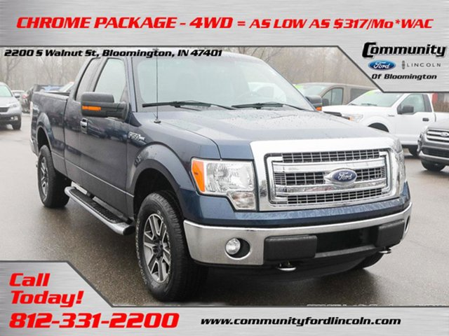 Used 2014 Ford F-150 in Bloomington, IN