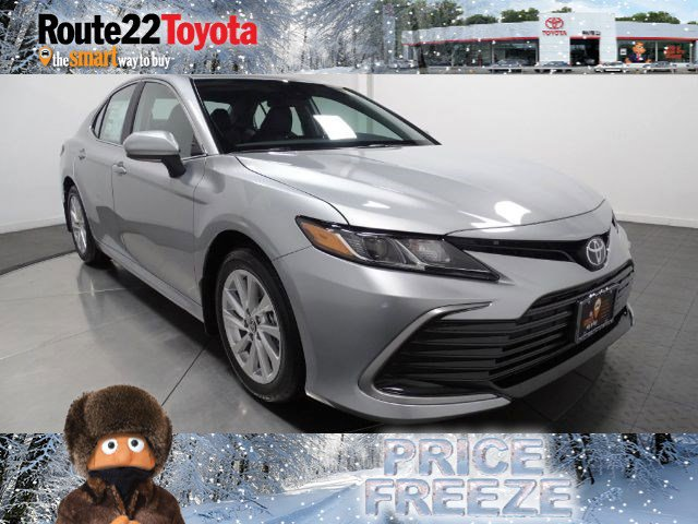2021 Toyota Camry LE LE Auto Regular Unleaded I-4 2.5 L/152 [23]
