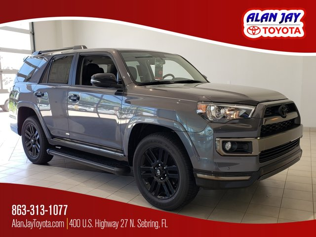 New 2019 Toyota 4Runner in Sebring, FL