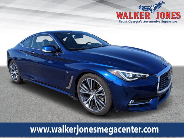 Used 2019 INFINITI Q60 in Waycross, GA