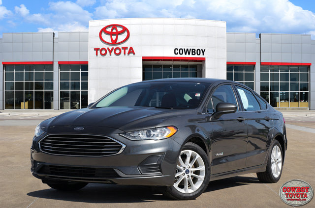 Used 2019 Ford Fusion Hybrid in Dallas, TX