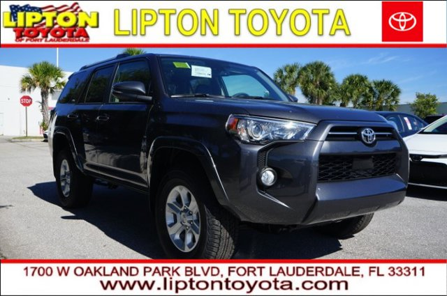 New 2020 Toyota 4Runner in Ft. Lauderdale, FL