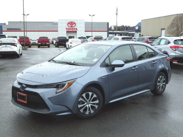 New 2020 Toyota Corolla in Juneau, AK
