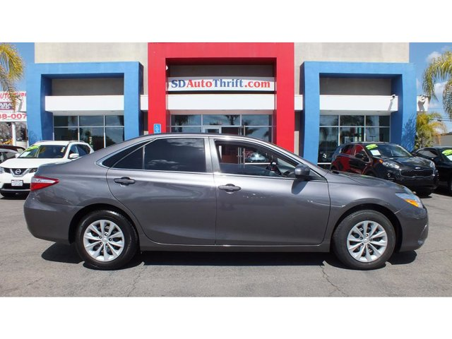 2016 Toyota Camry LE 4DR FWD