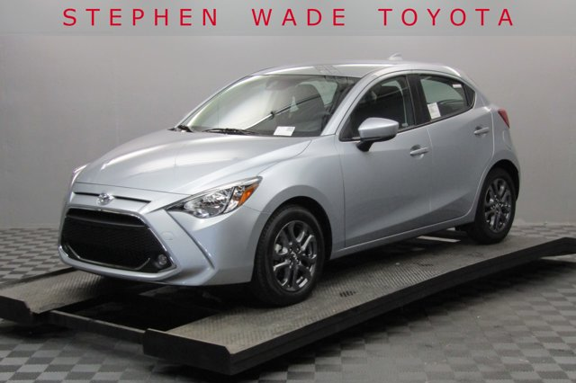 New 2020 Toyota Yaris Hatchback in St. George, UT