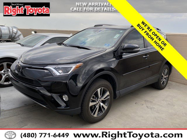 2018 Toyota RAV4 XLE XLE FWD Regular Unleaded I-4 2.5 L/152 [19]