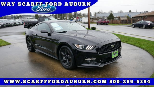 Used 2015 Ford Mustang 2dr Fastback EcoBoost